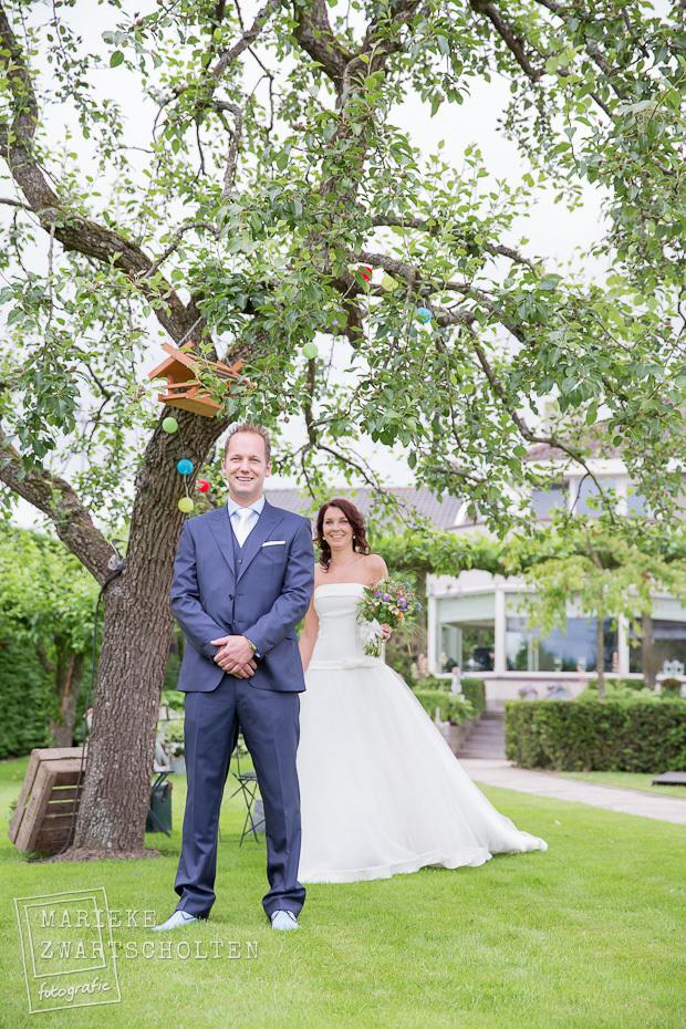 011. vintage bruiloft Marlous en Peter - Ridderkerk Dordrecht Khotinsky Villa Augustus - Marieke Zwartscholten