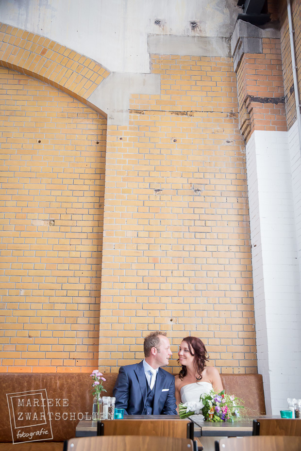 013. vintage bruiloft Marlous en Peter - Ridderkerk Dordrecht Khotinsky Villa Augustus - Marieke Zwartscholten
