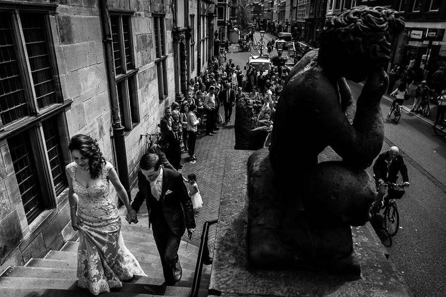 Bruiloft Leiden - Marieke Zwartscholten fotografie - web - 008