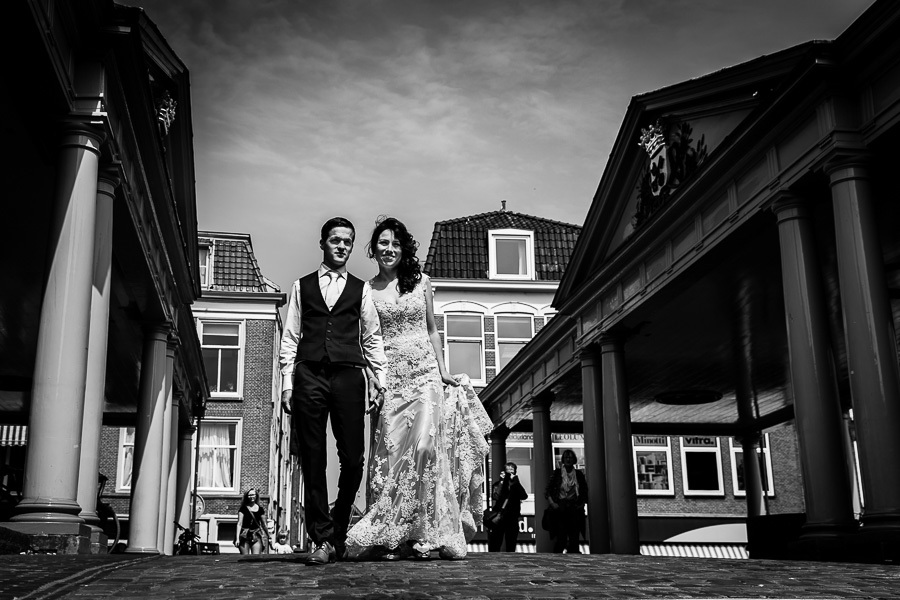 Bruiloft Leiden - Marieke Zwartscholten fotografie - web - 017